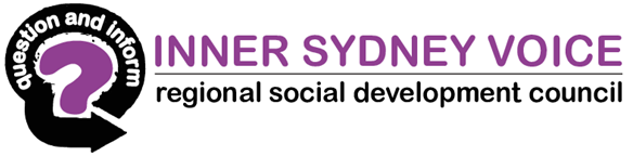 Inner Sydney Voice – Regional Social Development Council