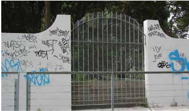 Community projects can help minimise graffiti