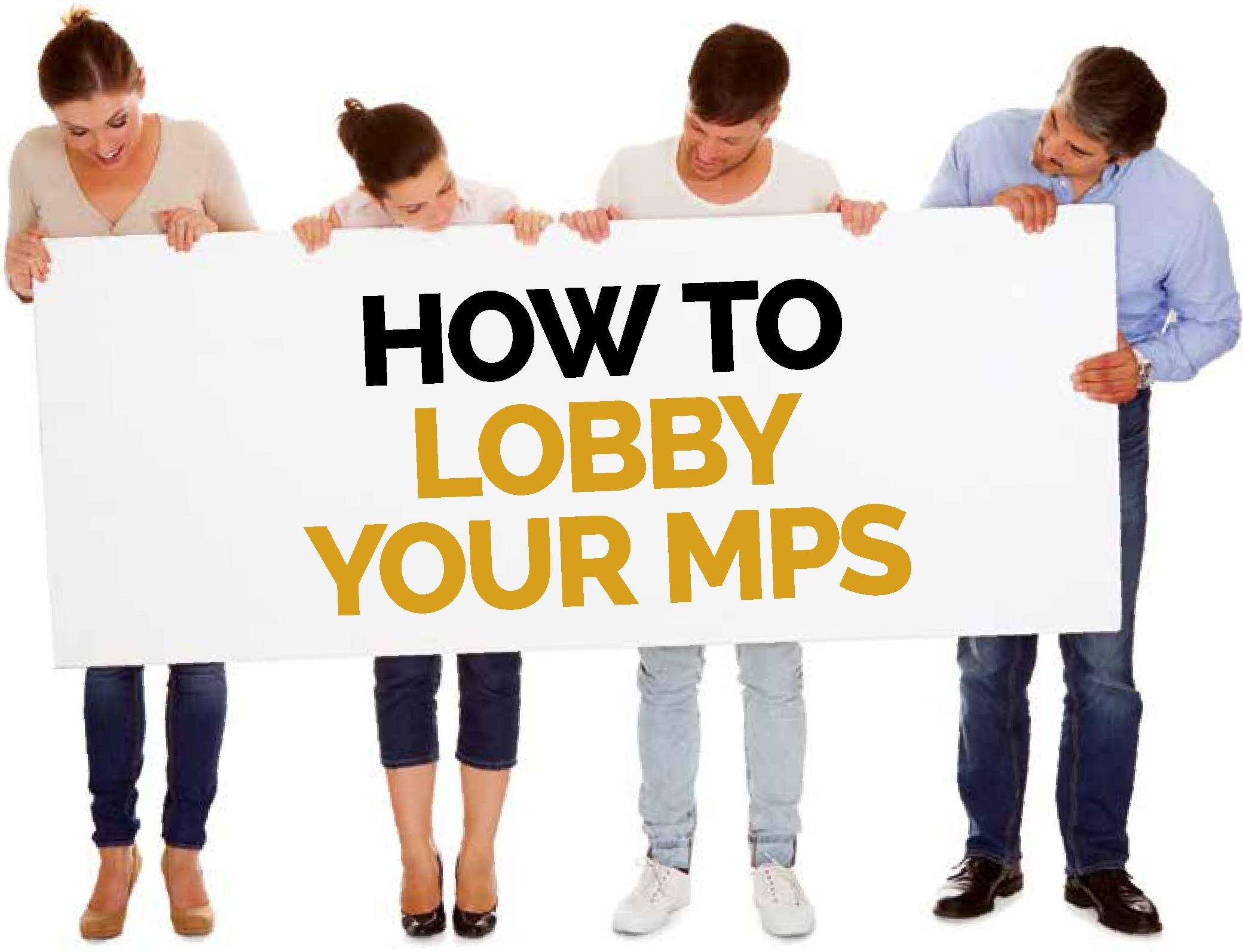 How to Lobby