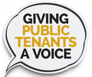 Giving Public Tenqants a Voice