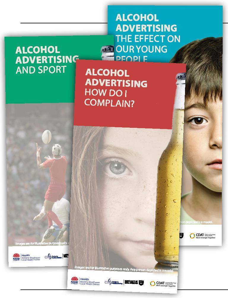 alcohol leaflets