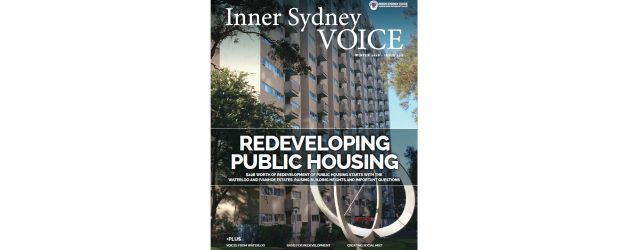 Editorial Winter 2016 – Our Redeveloping Public Housing Issue