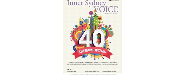 Resources from Inner Sydney Voice Magazine