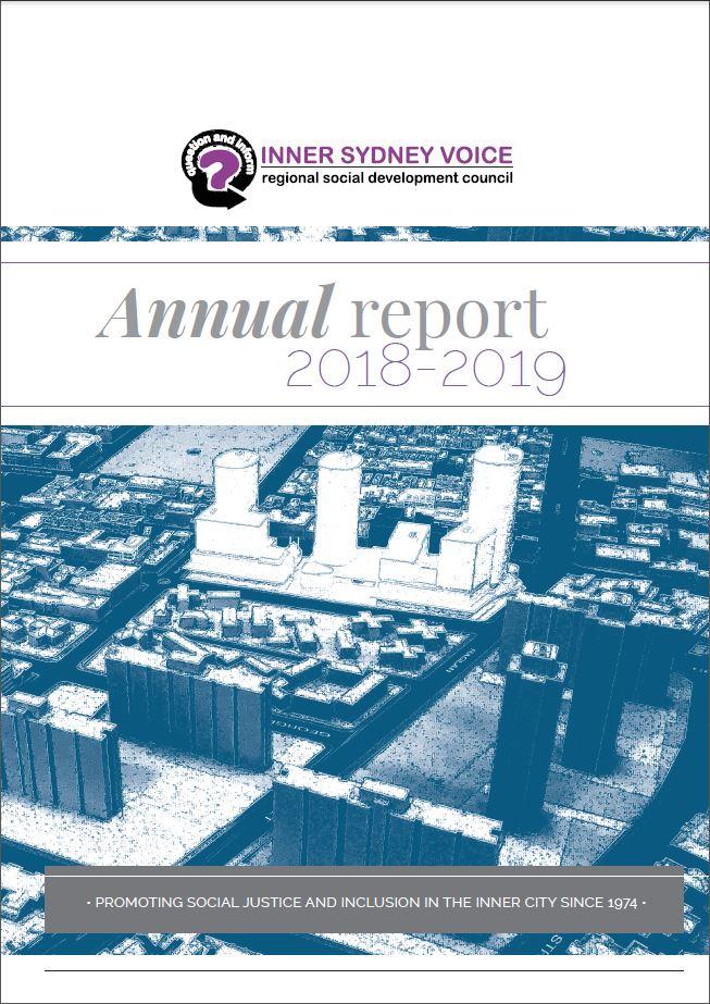2018-19 ISV Annual Report